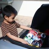 Reciclaje Imagen de archivo libre de regalías