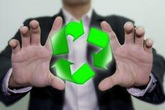 Reciclaje. Fotos de archivo libres de regalías