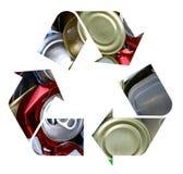 Reciclaje Fotos de archivo libres de regalías