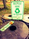 reciclaje Imagenes de archivo