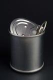 Reciclaje del aluminio Foto de archivo libre de regalías