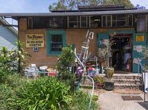 Reciclaje del centro Foto de archivo