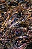 Reciclaje del metal Fotografía de archivo libre de regalías