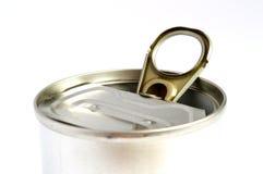Reciclando o alumínio Fotografia de Stock Royalty Free