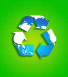 Recicle Imagen de archivo libre de regalías