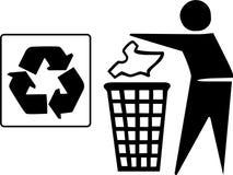 Recicle Fotografía de archivo libre de regalías