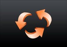 Recicle stock de ilustración