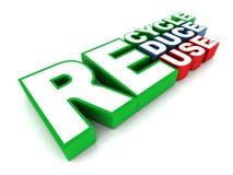 Recicle Foto de archivo