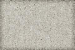 Recicle de papel de la muestra adicional blanca de la textura del Grunge de la ilustración del grano grueso Imágenes de archivo libres de regalías