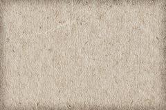 Recicle de papel de la muestra adicional blanca de la textura del Grunge de la ilustración del grano grueso Imagen de archivo
