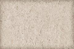 Recicle de papel de la muestra adicional blanca de la textura del Grunge de la ilustración del grano grueso Fotos de archivo libres de regalías