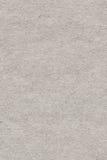 Recicle de papel de la muestra adicional blanca de la textura del Grunge del grano grueso Fotografía de archivo