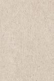 Recicle de papel de la muestra adicional blanca de la textura del Grunge del grano grueso Foto de archivo