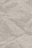 Recicle de papel de la textura arrugada blanca del Grunge de la ilustración del grano grueso Imágenes de archivo libres de regalías