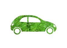 Recicle el coche Imagenes de archivo