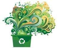 Recicle el compartimiento