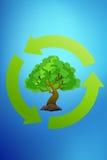 Recicle el concepto Imágenes de archivo libres de regalías
