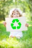 Recicle el concepto Imagen de archivo libre de regalías