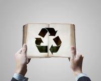 Recicle el concepto Foto de archivo