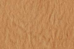 Recicle la textura rayada del Grunge del papel de Kraft Brown Imagen de archivo