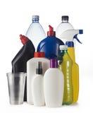 Recicle los plásticos Fotografía de archivo libre de regalías