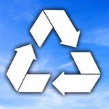 Recicle para salvar o planeta Imagens de Stock