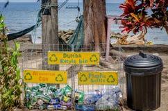 Recicle - seja ecofriendly Foto de Stock Royalty Free