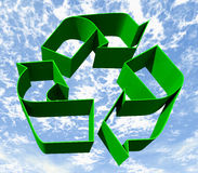 Recicling Royalty Free Stock Image