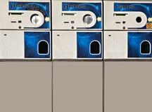 Recicling  machine Royalty Free Stock Photos