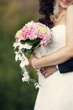 Recienes casados Imagenes de archivo