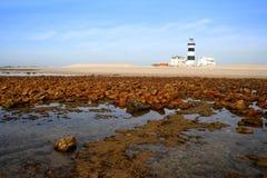 recife маяка плащи-накидк Стоковое фото RF