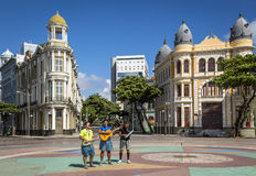 Recife Fotos de Stock Royalty Free