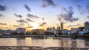 recife Fotografia de Stock Royalty Free