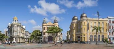 Recife Antigo Zdjęcia Stock