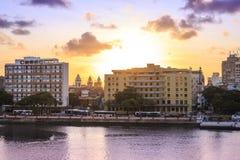 Recife Antigo Photos libres de droits