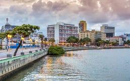 Recife Antigo Royalty Free Stock Photo