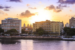 Recife Antigo Royalty Free Stock Photos