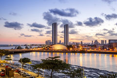 Recife Antigo Royalty Free Stock Photo
