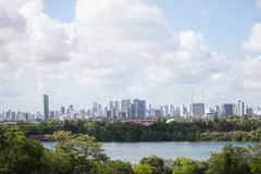 Recife in Brasil Royalty Free Stock Photography