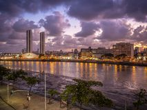 Recife in Brazil royalty free stock image