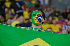 Brazil v Uruguay - FIFA 2018 World Cup Qualifiers Stock Photography