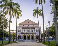 Recife en PE, el Brasil Imágenes de archivo libres de regalías