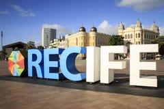Recife Royalty Free Stock Image