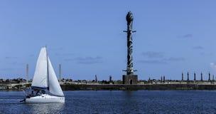 Recife, mooie plaatsen in Brazilië Reizen is noodzakelijk royalty-vrije stock foto's