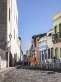Recife. The Old Town of Recife, Brasil royalty free stock photography