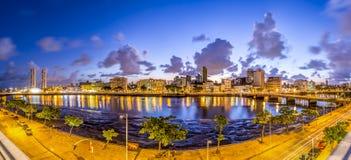 Recife in Pernambuco, Brazil Stock Images