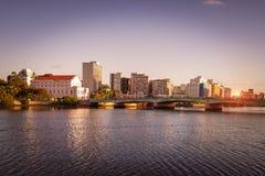 Recife in Pernambuco, Brazil Royalty Free Stock Photography
