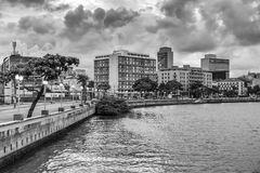 Recife in Pernambuco, Brazil Royalty Free Stock Photo