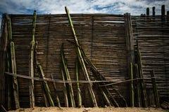 Recinto di Desertic Fotografia Stock
