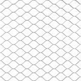 Recinto di filo metallico Pattern del metallo rappresentazione 3d Fotografia Stock Libera da Diritti